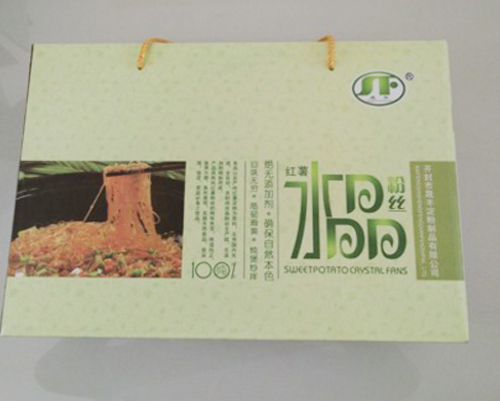 红薯粉皮礼盒