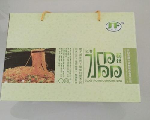 河南红薯粉皮礼盒