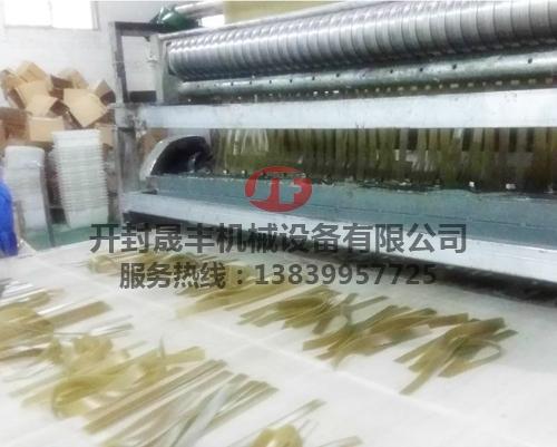 蔬菜粉丝粉皮机生产线
